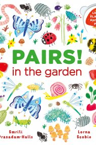 Pairs in the Garden  by Lorna Scobie
