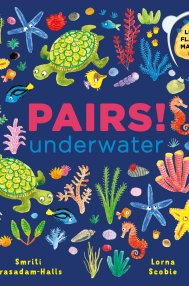 Pairs Underwater by